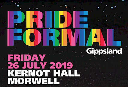 Gippsland Pride Formal