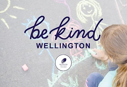 Be Kind Wellington